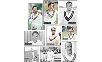 NOT THE FIRST WORLD XI TO VISIT PAKISTAN