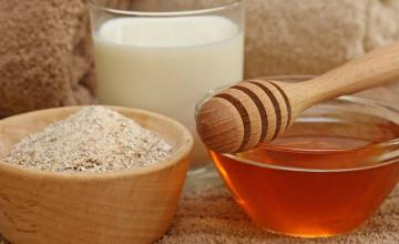 Effective DIY oat packs for skin troubles