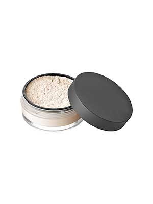 5. Set with powder