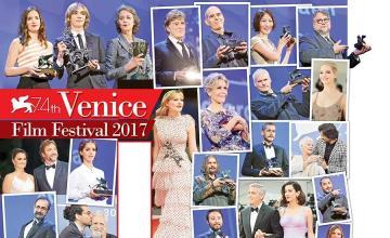 74th Venice Film Festival 2017