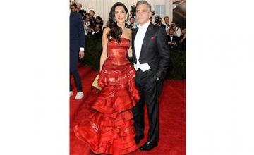 George Clooney reveals how he proposed to wife Amal Clooney
