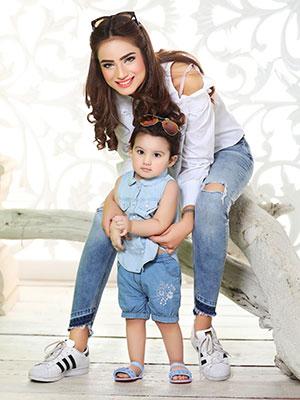 Mom Power! Alyzeh Gabol