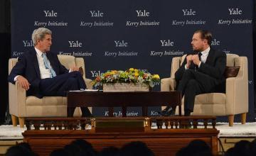 Leonardo DiCaprio slams U.S. President Donald Trump for failing on climate change