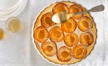 Apricot & Lemon Clafoutis