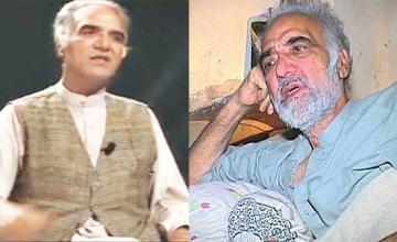 Iftikhar Qaisar: Grief and Television