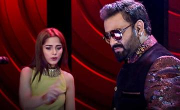 Sahir Ali Bagga Gives Yet Another Hit