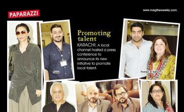 Promoting talent