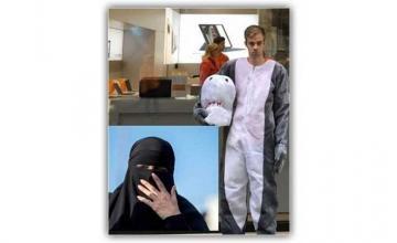 Austria's burqa ban fines a mascot