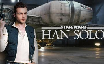 Star Wars Han Solo standalone film title announced