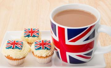 Finally, Brits have their own tea