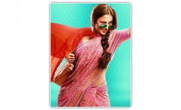 Vidya Balan - Makes Sulu Her Own