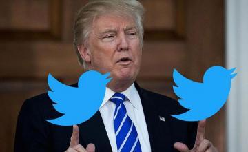 Twitter employee trolls Trump, wins hearts