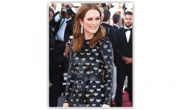 Julianne Moore learned sign language to prepare for her role in Wonderstruck