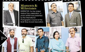 Moments & Milestones