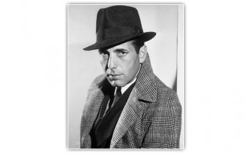 Portrait of a Star - Humphrey Bogart