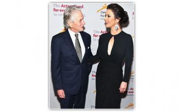 Catherine Zeta Jones' endearing anniversary wish for husband Michael Douglas