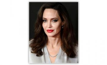 Angelina Jolie gives powerful speech