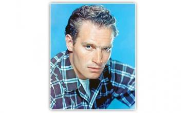 Portrait of a Star - Charlton Heston