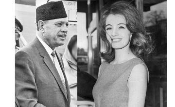 The Tale of Christine Keeler & Ayub Khan