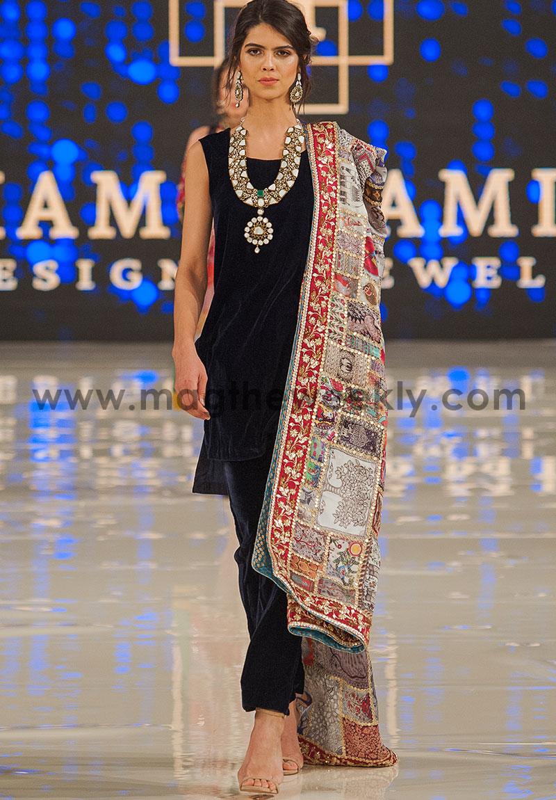 Amir baig fashion designer 14