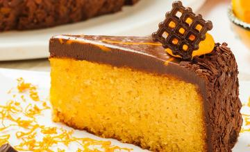 Chocolate & Orange Cake