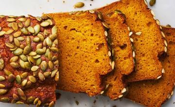 Pumpkin-Orange Bread
