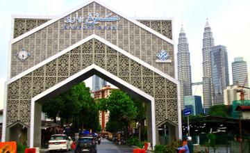 Pasar Malam - The Street Markets of  Kuala Lumpur