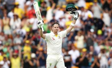 AUSTRALIA'S FIRE TURNS ENGLAND'S ASHES TO DUST