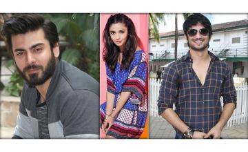 Fawad, Sushant & Alia - The next on-screen trio?