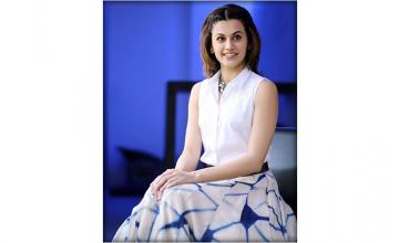 Taapsee is ready to confront her trollers!