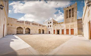 Stroll around Bahrain's heritage sites