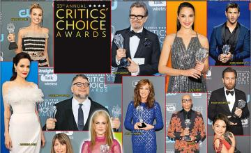 23th Annual Critics' Choice Awards