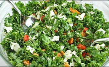 Chicken & Kale Salad