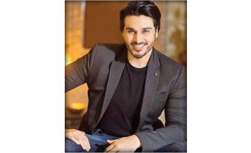 Ahsan Khan Hitting The Right Notes