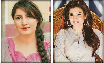 Saima & Resham – Hits on Television!