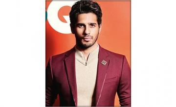 Sidharth gets candid about his first biopic