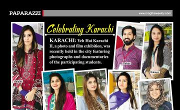 Celebrating Karachi