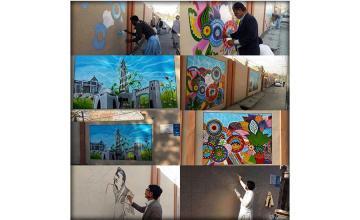 Rang De Swat to beautify Swati walls