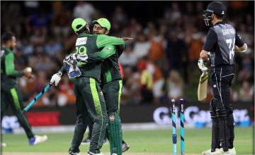 PAKISTAN RETURN TO WINNING WAYS