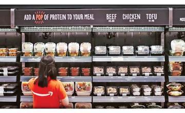 Cashier-less service at Amazon's Go store kick-starts