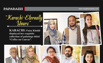 """Karachi-Eternally Yours"""