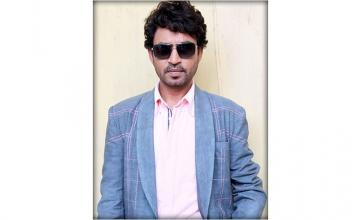 Another feather in Irrfan's cap