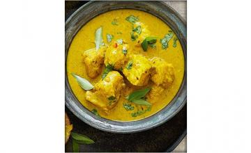 Classic Fish Curry