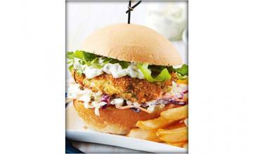 Tasty Fish Burgers