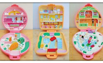 Polly Pocket returned with a whole new look