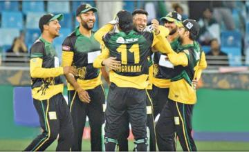 PSL3's FIRST WEEKEND THE SULTANS' SURPRISE