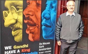 IMPRESSIONS OF MANDELA'S PRISON GUARD