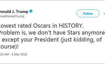 Jimmy-Trump Twitter Feud