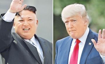 TRUMP'S NORTH KOREAN VENTURE