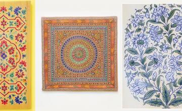 AN EXHIBITION COMBINING ARTS, CRAFTS AND HISTORY AT THE KOEL GALLERY